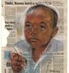 Portraitzeichnung Kelvin