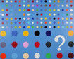 QUESTION MARK BLUE 2007