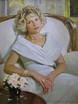 Die Dame im Weiß